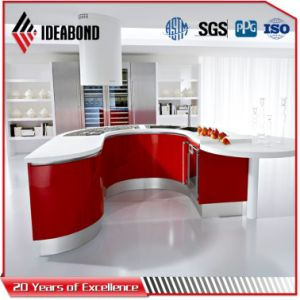 Ideabond 1220*2440mm PE Aluminium Composite Panel for Interior Usage pictures & photos