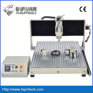 Engraving Product Engraving Machinery CNC Lathe Machine pictures & photos