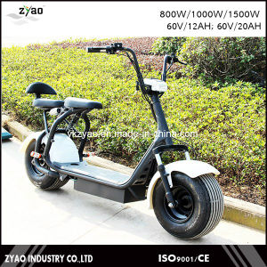 Electric City Scooter Scrooser City Motor Cycle Mobility Vehicle off Road Disk Brake City Coco Scooter pictures & photos