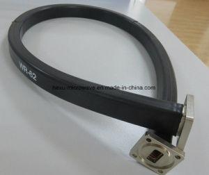Hexu Microwave 12.40GHz To18.00GHz 300mm Wr62 Ku Band Flex Twist Waveguide pictures & photos