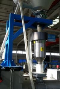 Polyethylene (PE) Film Blowing Auxiliary Machine pictures & photos
