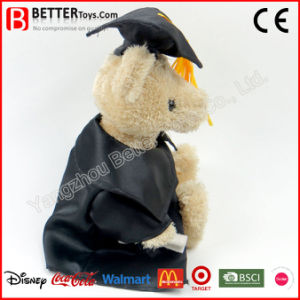 Graduation Gift Soft Toy Plush Animal Stuffed Teddy Bear Toy for Student pictures & photos