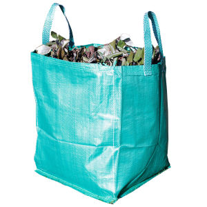 90liter Garden Waste Bag with Carrying Handles pictures & photos