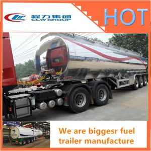 Cooking Oil Trailer Edible Oil Semi Trailer Table Oil Tank Semi-Trailer pictures & photos