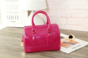 Fashion Design Women Beachkin Candy Jelly Hand Bag (XC0519) pictures & photos