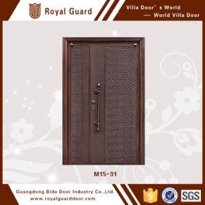 Manufacturer European Style Door Main Metal Doors Modern Door Designs for Houses