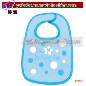 1st First Birthday Party Supply Boy Girl Baby Bib Bibs (P1020) pictures & photos