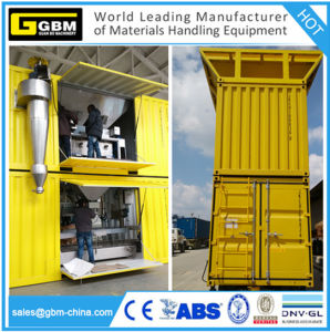 25, 50kg/Bag Auto Containerized Weighing and Bagging Machine /Unit pictures & photos