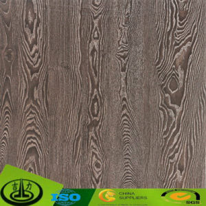 Wood Grain Decorative Paper for Fire-Proof Panel pictures & photos