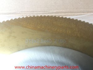 Different Sizes of Circular Cutting Blade, Hole Saw Blade and Round Saw Blade pictures & photos