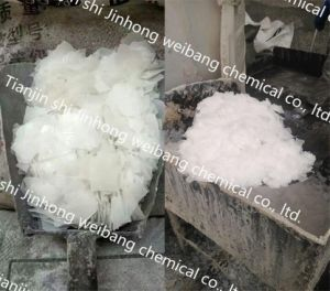 99% Flakes, Pearls, Solid Caustic Soda Alkali pictures & photos