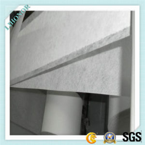 White Nonwoven Fabric Applcation to Lifestyle Textiles (Mask or others) pictures & photos