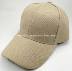 Promotional Custom Logo 6 Panel Baseball Cap, Cotton Cap pictures & photos