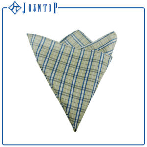 OEM Wholesale Cheaper Polyester Pocket Square Handkerchief pictures & photos