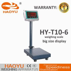 500kg/ 20g High Accuracy Weighing Platform Scale for Sale pictures & photos