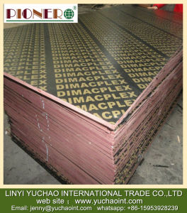 Film Faced Plywood for Furniture Grade Plywood Factory for Sale pictures & photos