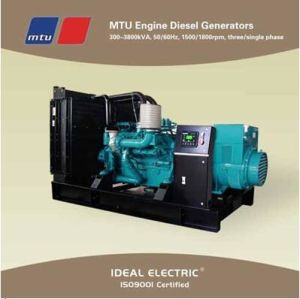 Mtu-Engine Diesel Generators Set Powered by 340-3800kVA pictures & photos