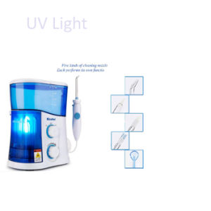 UV Sterilization Water Flosser Electric Operated pictures & photos