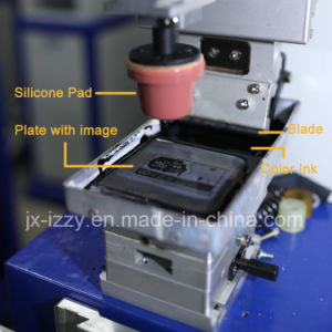Used Tampo Manual Pad Printing Machine pictures & photos