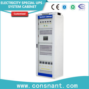 Customized Electricity Special UPS with 110VDC 20kVA pictures & photos