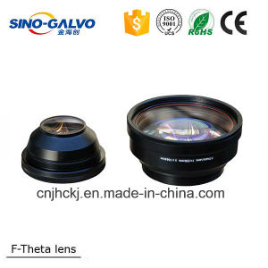 F-Theta Lens Suitable for Use in Fiber Laser Marking Systems pictures & photos