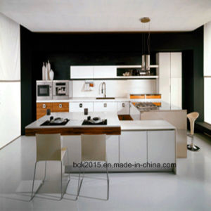 Top Selling Modular Small MDF Kitchen Cabinet with Wall Cabinet pictures & photos