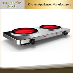 Electric Stove Electric Cooker Single Cooking Plate pictures & photos