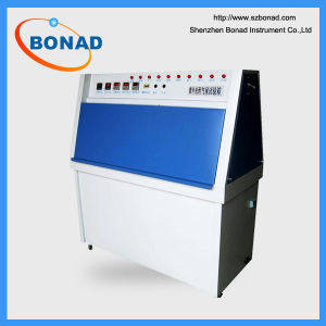 ASTM Climatic UV Light/Lamps Accelerated Aging Test Chamber for Plastic pictures & photos