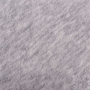 Wool /Polyester Fabric with Good Elasticity in Gray pictures & photos