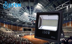 New Type Slim LED Flood Light with Aluminum Housing, Outdoor Flood Light pictures & photos
