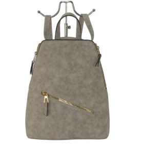 Front High Quality Zips Lady Backpack (ZXK1570) pictures & photos