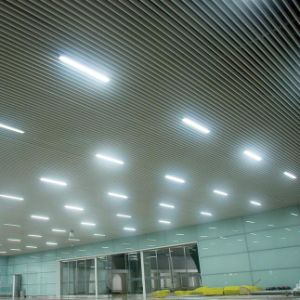 Factory Price Aluminu Screen Strip Ceiling for Interior Building pictures & photos