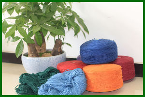 3ply Handmade Colorful Jute Twine Ball pictures & photos