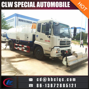 Dongfeng 10000L High Pressure Road Flusher Cleaning Truck pictures & photos