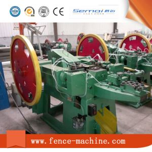 Professional 1-5 Inch Length Steel Nail Making Machine pictures & photos