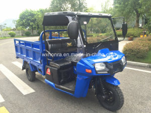 Three Wheel Motorcycle, Tricycle, Cargo Tricycle pictures & photos
