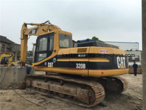 Used Cat 320b Excavator/Caterpillar Excavator (320B) pictures & photos