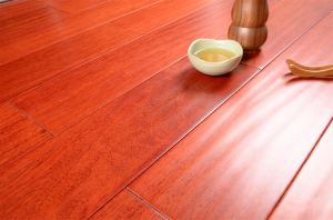 Pure Solid Wood Flooring for Bed Room pictures & photos