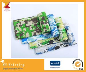 Summer Camouflage High Quality Ice Towel pictures & photos