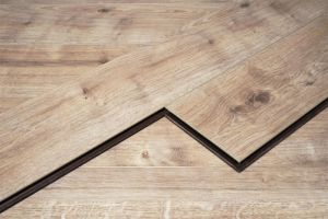 Embossed Compact Laminate Flooring for Living Room pictures & photos