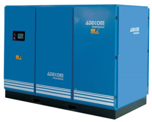 Rotary Two Stage 220kw Lubricated Energy Saving Air Compressor (KF220-10II) pictures & photos