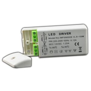 15W LED Light Transformer DC12V Driver for G4 pictures & photos