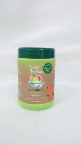 Bamboo Fresh Scented Dog Daily Pet Soft Wet Wipes pictures & photos