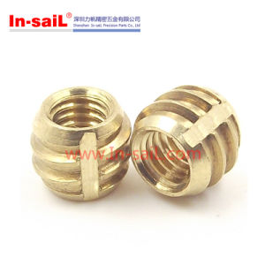 Shenzhen Manufactory Self-Tapping Threaded Insert Nut pictures & photos