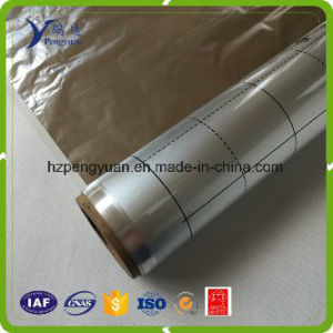 Pet Alu PE Thermal Insulation Material, Aluminum Foil for Foam Tube Wrapper pictures & photos