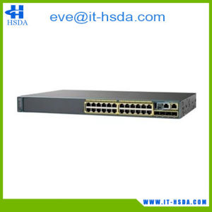 Ws-C2960X-24PS-L Catalyst 2960-X Series Switches for Cisco pictures & photos