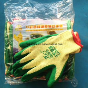 Rubber Gloves Working Gloves for Export pictures & photos