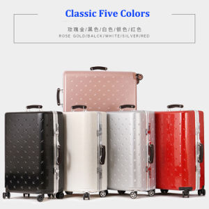 China High Quality ABS Luggage with 2017 New Design pictures & photos