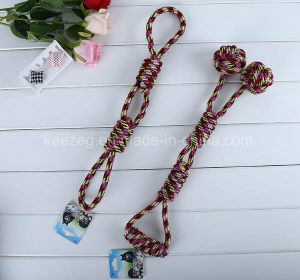 Pet Supply Dog Rope Toy (KT0017) pictures & photos
