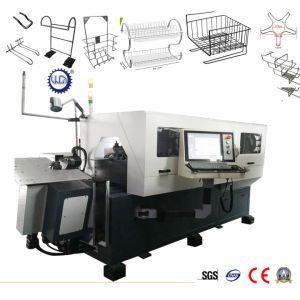 2017 Hot Sale CNC 3D Wire Bending Machine Manufacturer From China pictures & photos